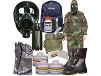 Kits urgence et protection NRBC