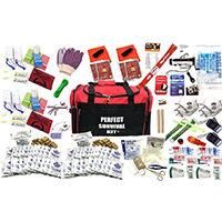 Kits medicales de situation d'urgence